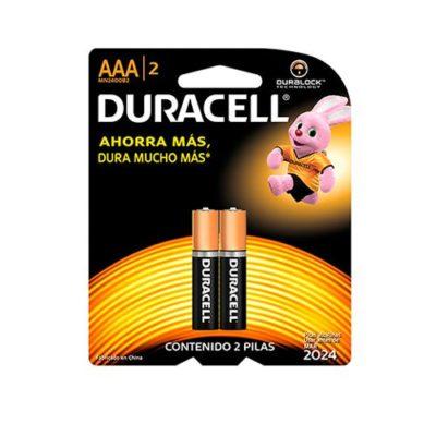 Batería Duracell AAA